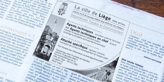 Ville de Liege