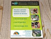 ISPE - Institut Supérieur  Pédagogique et Economique
